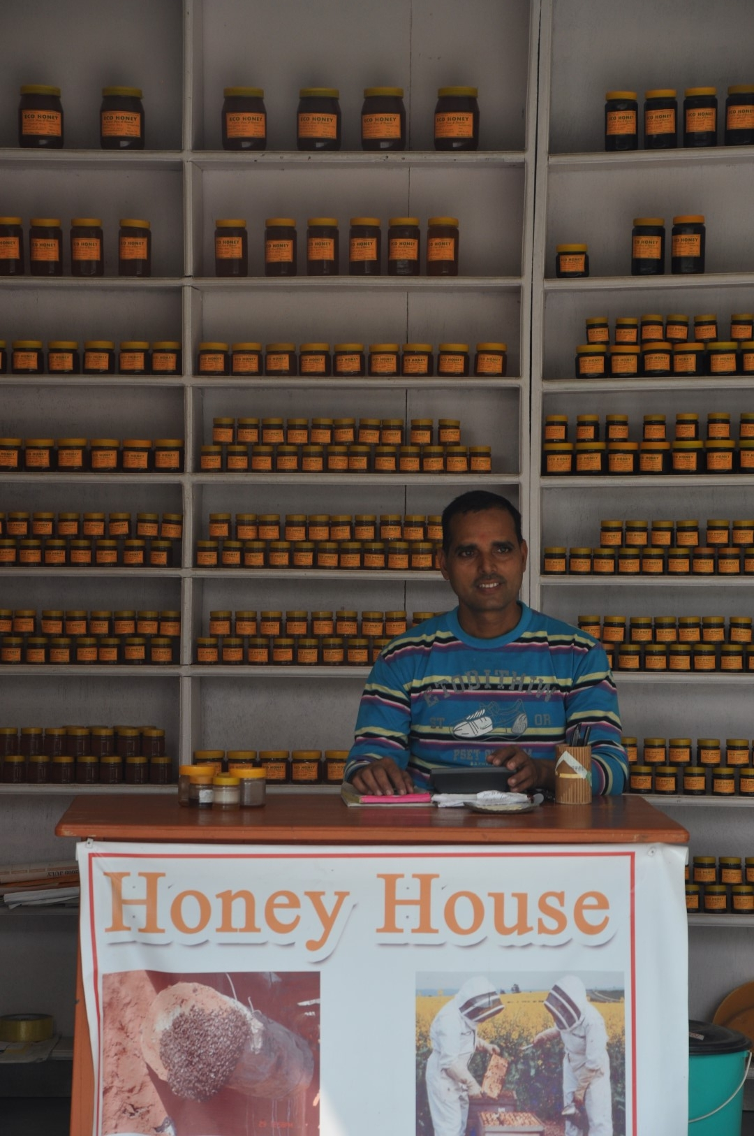 The honey man